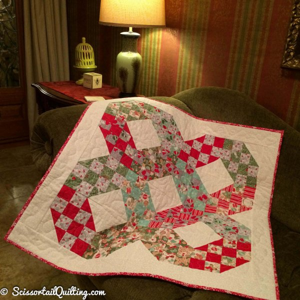 Photo of Mercerie Quilt Pattern by Miss Rosie