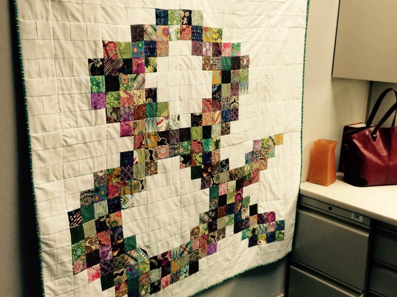 Photo of Ampersand Quilt