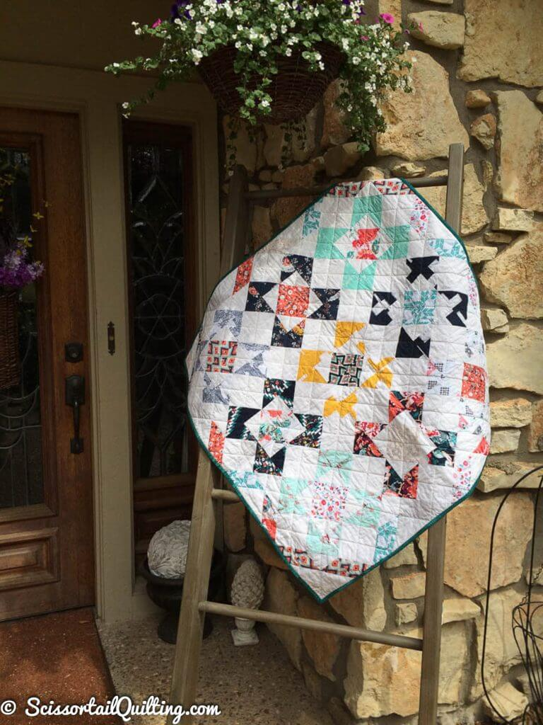 Photo of Modern Baby Quilt