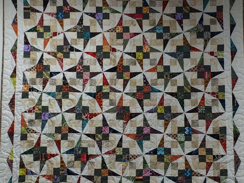 Photo fo Flutterby Quilt