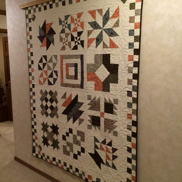 Photo of Sampler Quilt