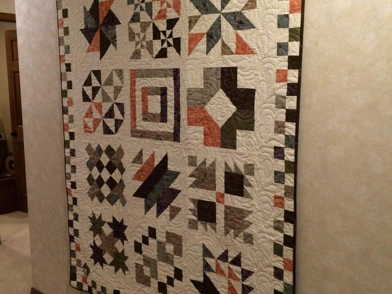 Photo of Sampler Quilt