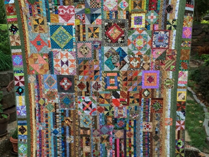 Photo of Farmer's Wife Quilt