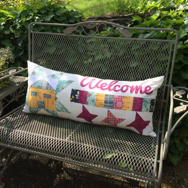 Image of Welcome Home Pillow