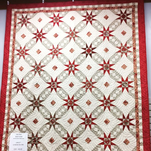 Photo of Tennessee Waltz Quilt