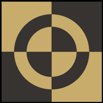 Image of Fair Play Quilt Block