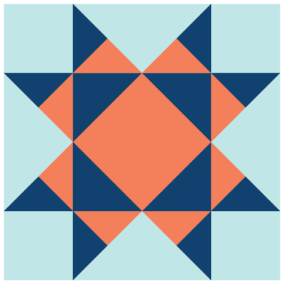 Image of Missouri Star Quilt Block