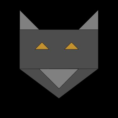 Image of the Cat Quilt Block