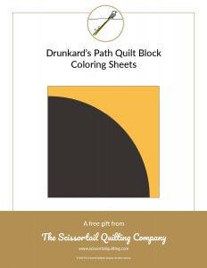 DrunkardsPathBlockColoringSheets