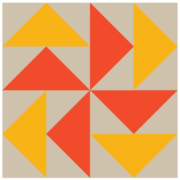 Dutchman S Puzzle Scissortail Quilting