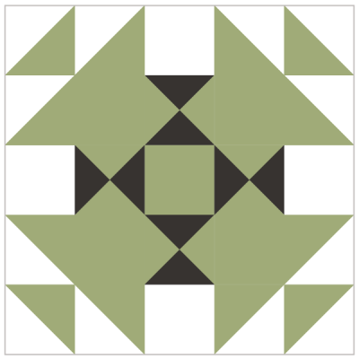 Image of Handy Andy Quilt Block