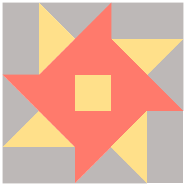 Image of Hartford Quilt Block