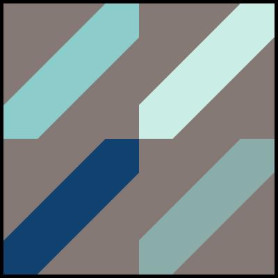 Image of the Indian Hatchet Quilt Block