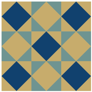 Image of The Kansas Star Quilt Block