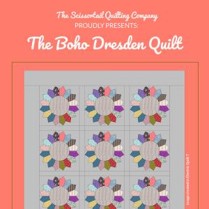 Thumbnail for Boho Dresden Pattern