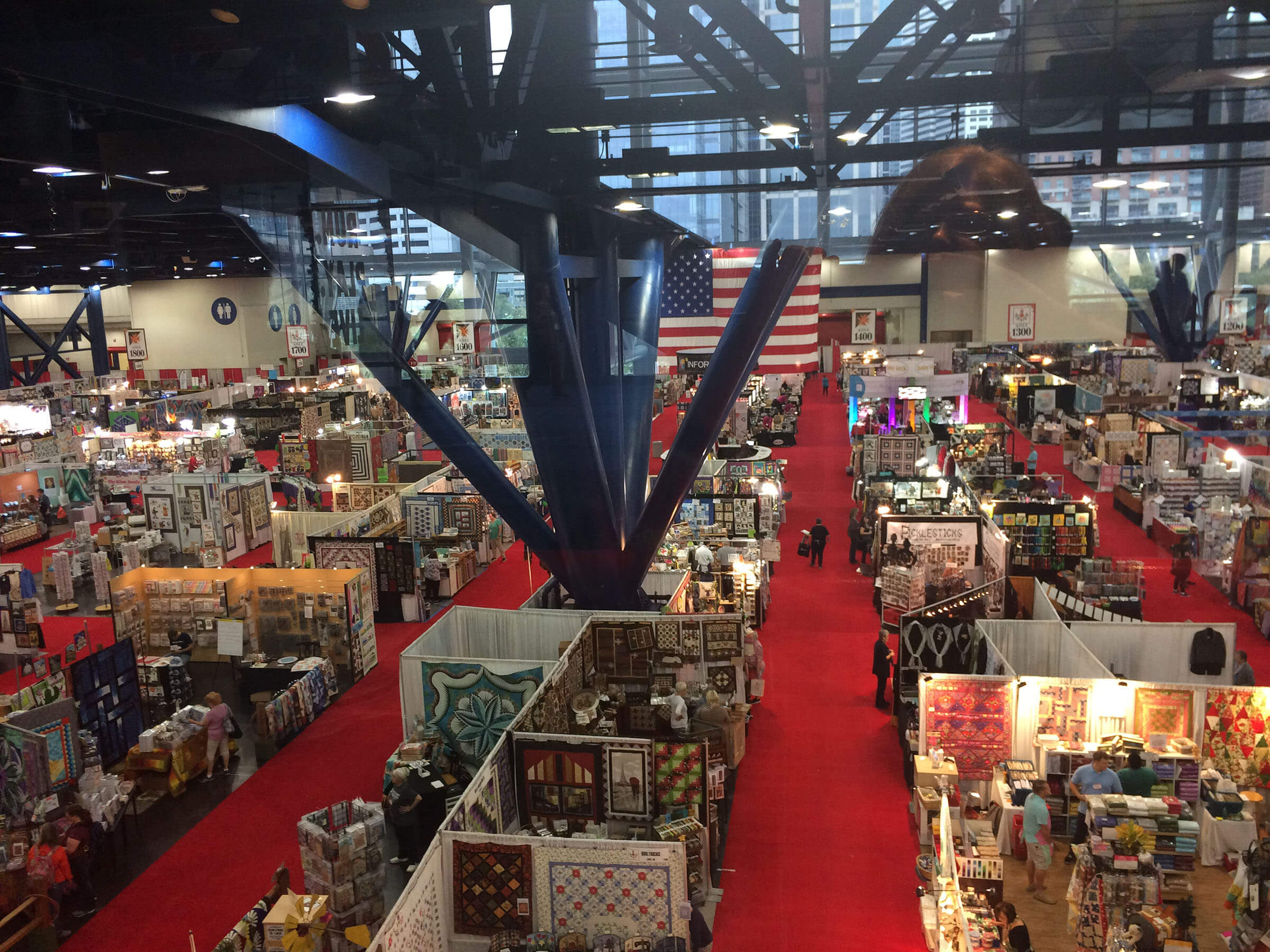 5 Lessons From My Trip To The 2017 Houston International Quilt