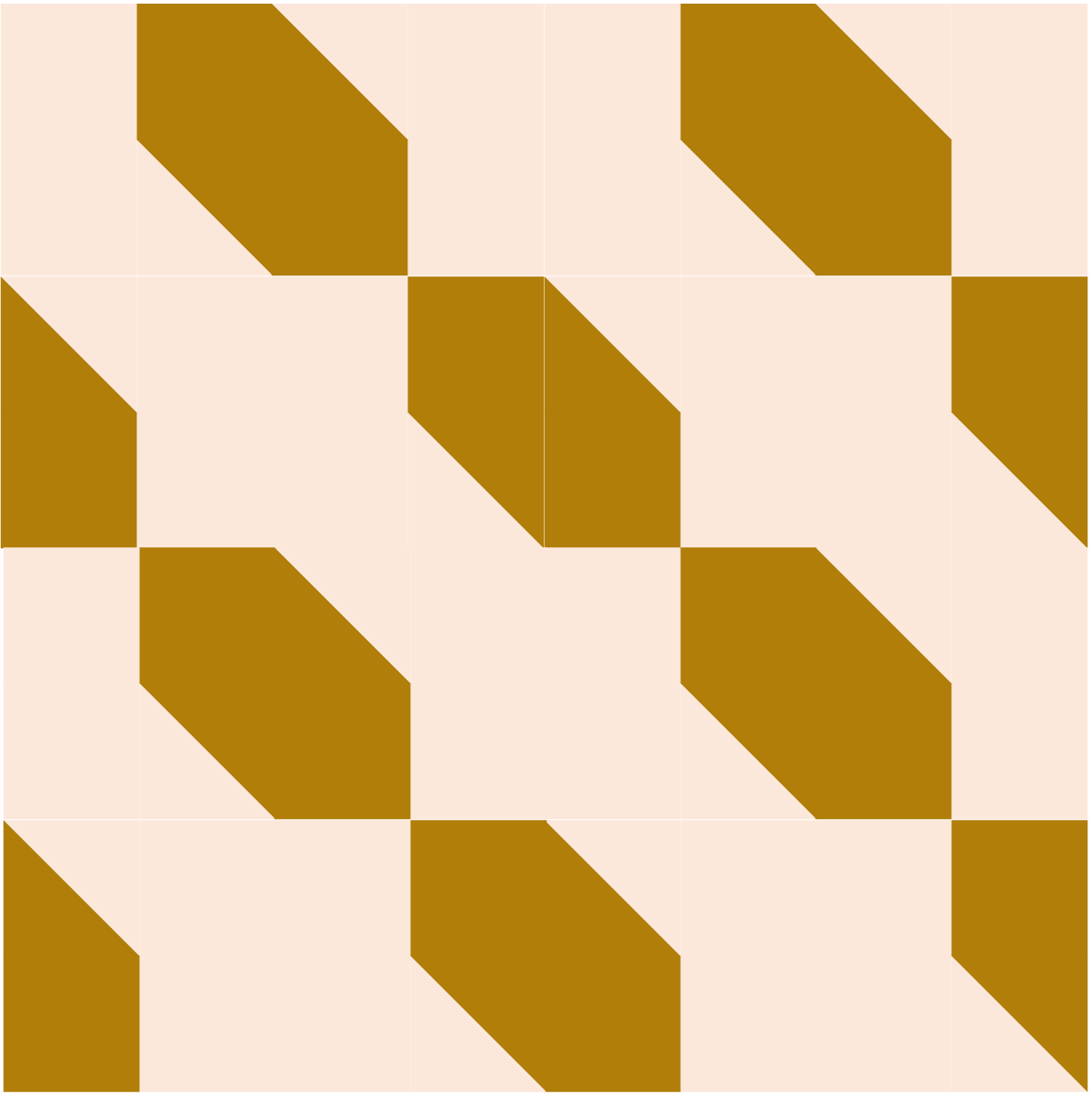 Illustration of a Grouping of Jewel Quilt Blocks
