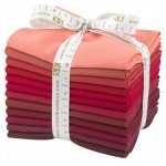 Kona Cotton Mahogany Bundle of Fat Quarters