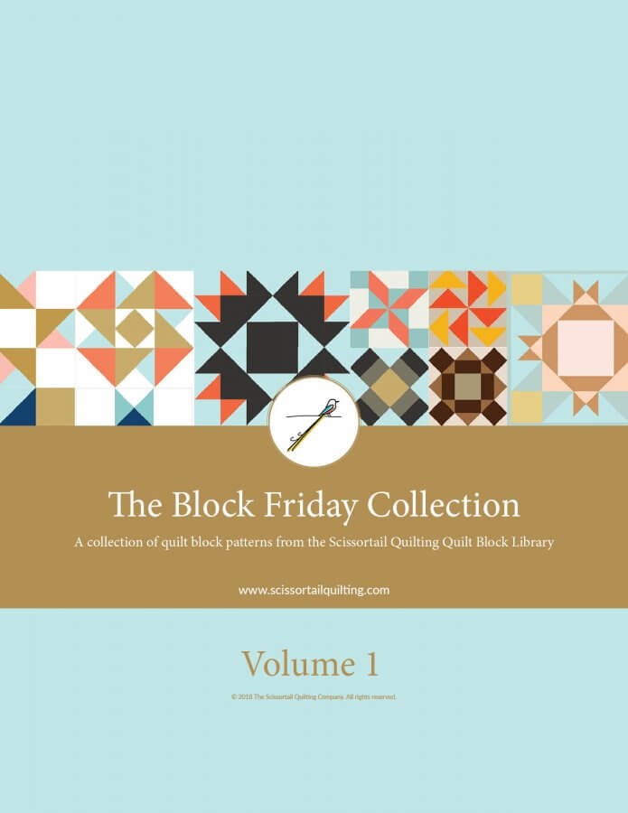 Block Friday Vol 1 Cover