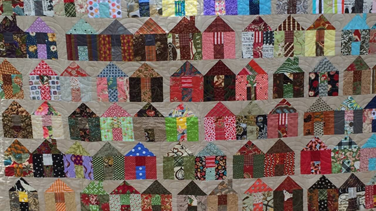 Village Quilt Pattern By Miss Rosies Quilt Company Scissortail