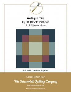 Click to download Antique Tile Pattern