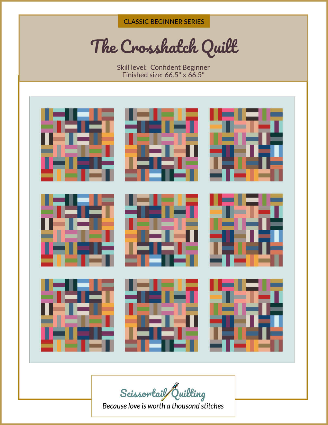 Shop image for Crosshatch Quilt