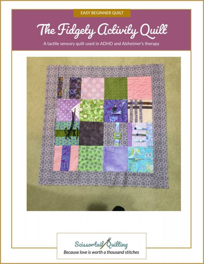 Thumb Image for Fidget Quilt Pattern